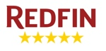 5 star reviews on Redfin